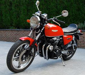 moto honda 750 a vendre